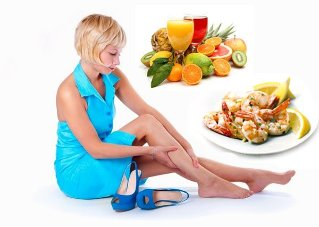 diet varicose veins a week